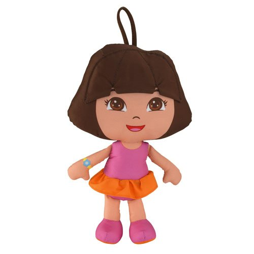 Nickelodeon's Dora The Explorer: Dora Bath Plush - 1