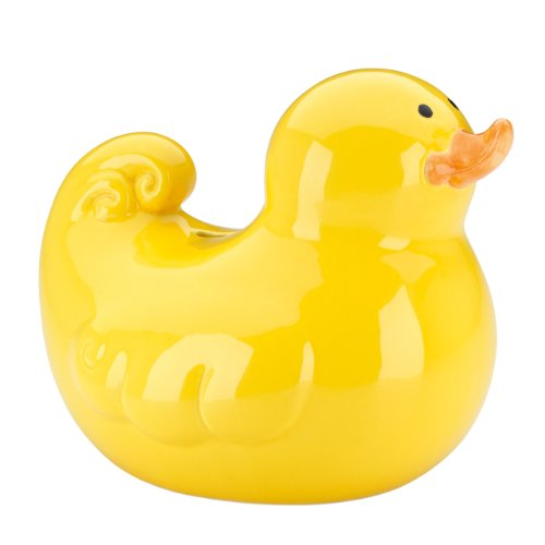 Gorham Merry Go Round Pitter Patter Just Ducky Bank - 1