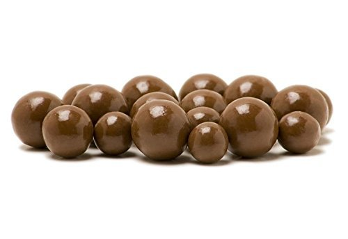 Sincerely Nuts Milk Chocolate Malt Balls - Two (2) Lb. Bag - Absolutely Delicious! Large, Whole and Kosher Certified! Guaranteed Fresh! (Chocolate Malt Balls compare prices)