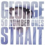 George Strait Album - 50 NUMBER ONES (Front side)