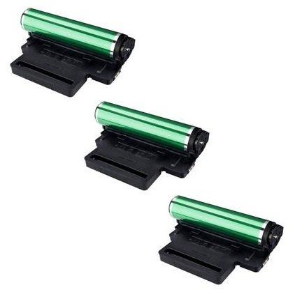 3 x CLT-R407/CLT-R409 Kit Tambour compatible pour Samsung CLP-320, CLP-320N, CLP-320W, CLP-325, CLP-325N, CLP-325W, CLX-3180, CLX-3180FN, CLX-3180FW, CLX-3185, CLX-3185F, CLX-3185FN, CLX-3185FW, CLX-3185N, CLX-3185W, CLP-310, CLP-310N, CLP-315, CLP-315N,