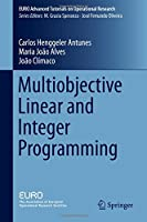 Multiobjective Linear and Integer Programming Front Cover