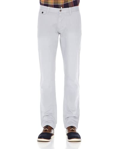 Dockers Pantalone Alpha Khaki Slim Tapered [Grigio]