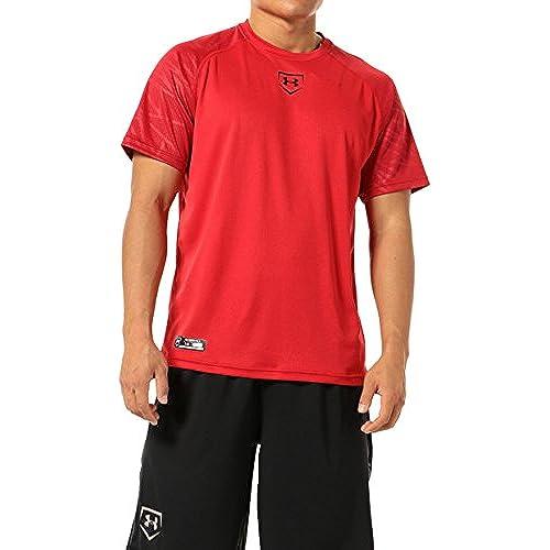 [해외] (언더아머)UNDER ARMOUR 베이스볼 셔츠 UA 빅 로고 블럭 MBB2178[맨즈]-MBB2178 (2016-02-02)