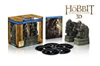 The Hobbit: The Desolation of Smaug Limited Edition with Book Ends (Blu-ray 3D + Blu-ray + DVD + Digital HD UltraViolet Combo Pack) from New Line Home Video