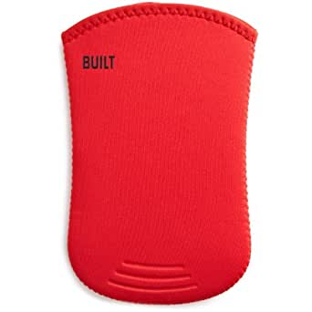 BUILT Neopren Slim Sleeve für 7-Zoll-Tablets, Red