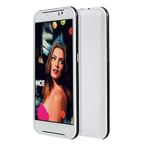 PADGENE P400® Sim Free Smartphone Dual Sim 3G Unlocked 5.5 Inch HD Android 5.1 Quad Core 1.3 GHz 1GB Ram 8GB Rom Smart Phone 2.0MP Camera GPS WIFI Bluetooth Mobile Phone (Black)