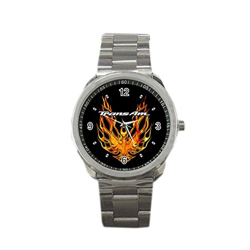 New Wrist watches XSHK006 New Pontiac Trans Am Firebird Style Sport Metal Watch free shipping (Pontiac Firebird Calendar compare prices)