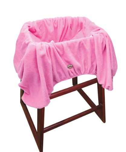 Jeep 2-In-1 Shopping Cart And High Chair Cover, Pink