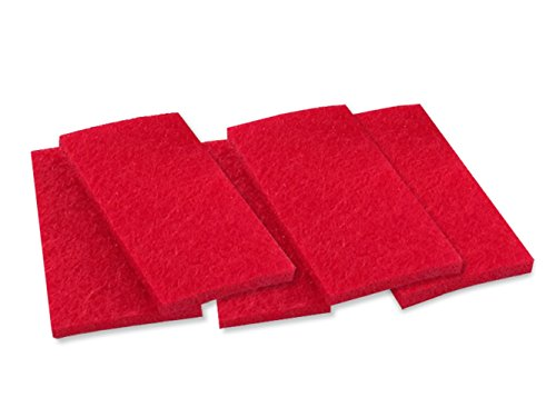 Bachmann Industries Hand Held Track Cleaner Replacement Pads (5 Piece) (Track Cleaner N Scale compare prices)
