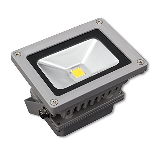 Generic 10W Led Flood Light Green Outdoor Landscape Lamp