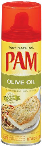 Pam Olive Oil Cooking Spray, 5 oz, 3 Pack - 3 pk. by 
