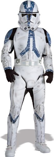 Star Wars - Costumes - Clone Trooper Deluxe Child