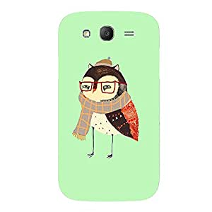 Back cover for Samsung Galaxy Grand Neo Winter Owl