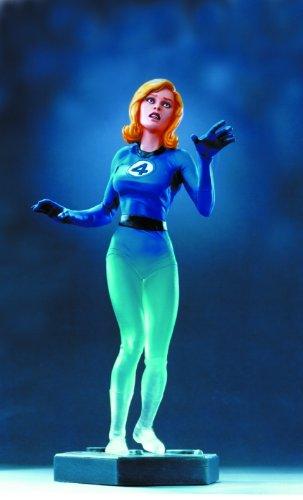 Picture of Bowen Fantastic Four Bowen Designs Invisible Woman Statue Figure (B004XJKYUA) (Fantastic Four Action Figures)