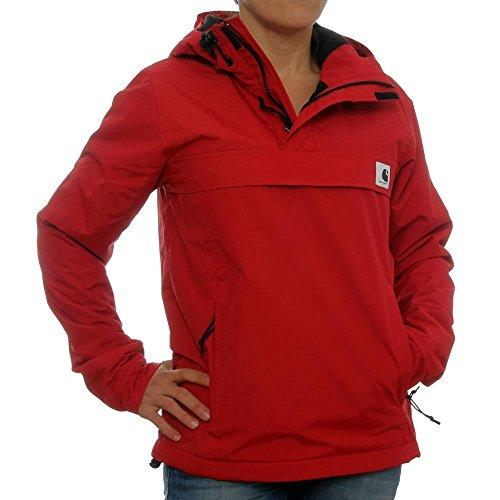 chaqueta-mujer-carhartt-nimbus-rojo