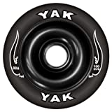 YAK Scat II Metal Core Wheel Black 100mm