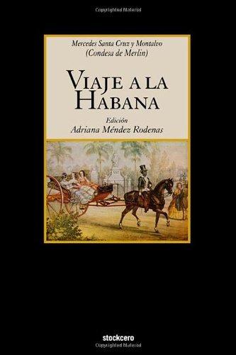 Viaje A La Habana (Spanish Edition)