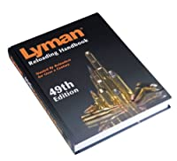 Lyman 49Th Edition Reloading Handbook from Lyman