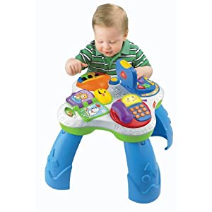 Learn Fun with Friends Musical Table