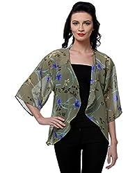 PURYS Multi Kimono Shrug