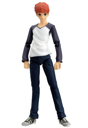 Fate/Stay Night : Shiro Emiya Figma Action Figure Casual Ver.