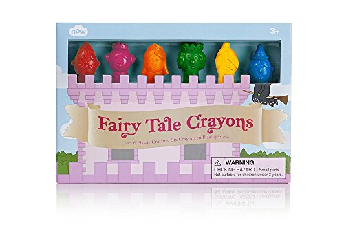 Fairy-Tale Crayons - 1