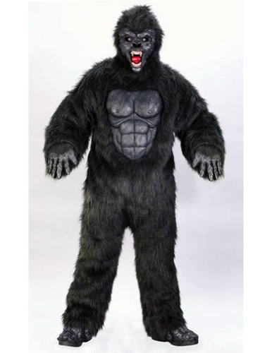 Gorilla Suit Plus Adult Adult Mens Costume