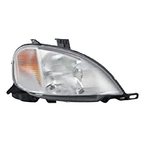 Mercedes ml320 ml430 ml350 ml500 ml55 for Mercedes benz ml350 headlight bulb