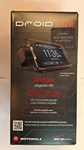 Motorola Droid Razr Maxx Hdmi Multimedia Station Desktop Charger Dock OEM Retail Package