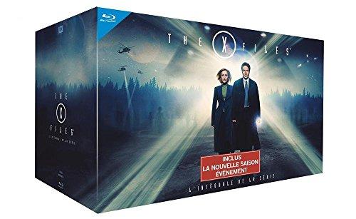 the-x-files-lintegrale-des-10-saisons-francia-blu-ray