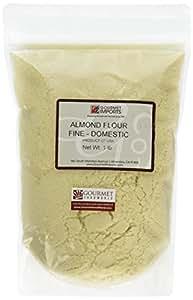 Almond Flour - Very Fine - 1 lb., Resealable Bag