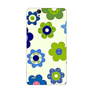 Sony C4 Cover - Hard plastic luxury designer case for Sony C4 -For Girls and Boys-Latest stylish design with full case print-Perfect custom fit case for your awesome device-protect your investment-Best lifetime print Guarantee-Giftroom 481