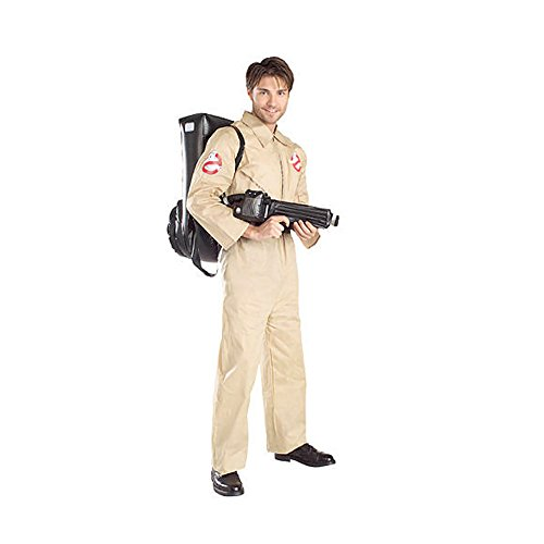 Shindigz Halloween Party Ghostbusters Jumpsuit Standard