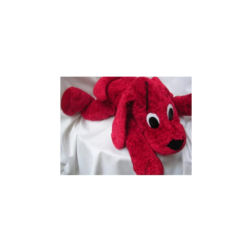 Clifford the Big Red Dog JUMBO Plush Toy 24 Collectible