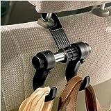 High-quality!Practical Convenient Auto Car Vehicle Seat Headrest Bag Hanger Hook Holder
