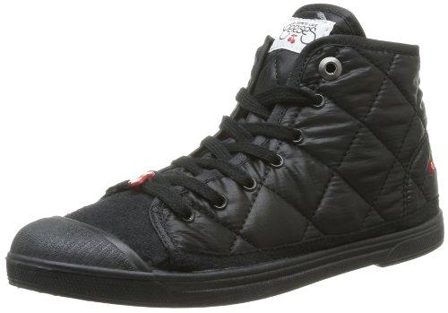 Le Temps des Cerises - Sneaker, Donna, Nero (Noir (Matelasse Black)), 36