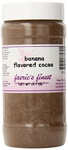 Faeries Finest Cocoa, Banana, 14.70 Ounce