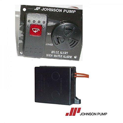 johnson-johnson-bilge-alert-interruptor-y-panel-de-control