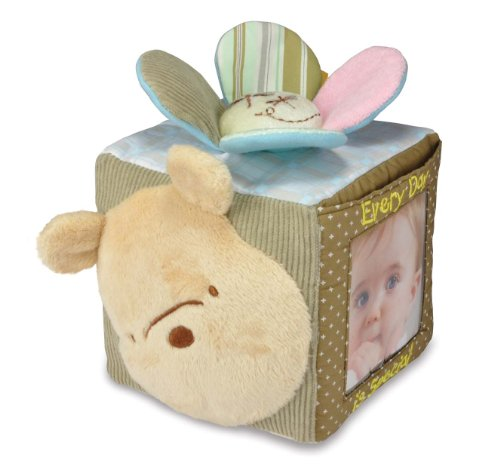 Kids Preferred Classic Pooh Memory Block Developmental Toy