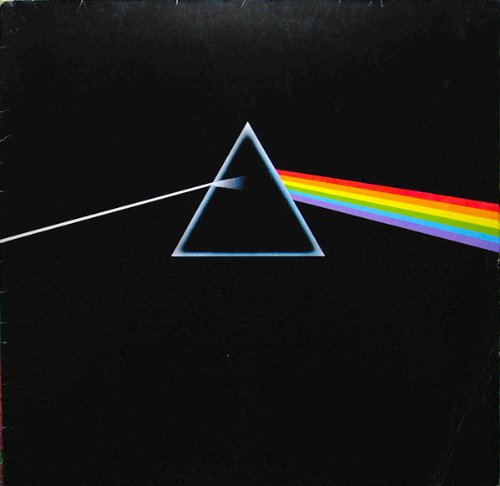 Original album cover of Dark Side of Naboo by Pink Floyd