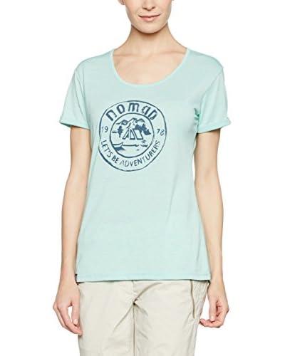 Nomad Camiseta Manga Corta Silva
