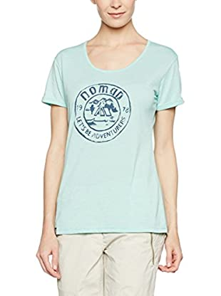 Nomad Camiseta Manga Corta Silva (Rosa)