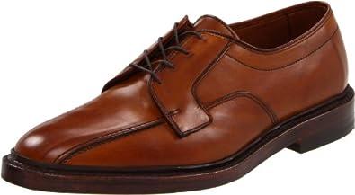 美国高端总统Allen Edmonds Hillcrest Bicycle男士精湛 真皮商务皮鞋黑$152.43