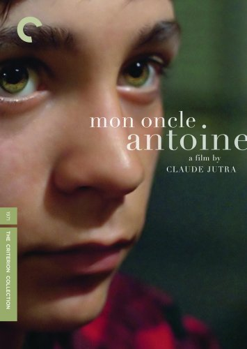 Cover art for  Mon Oncle Antoine (The Criterion Collection)