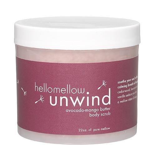 HelloMellow - Unwind Scrub 22 Oz - (Pack of 3)