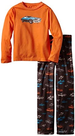 Calvin Klein Boys 2-7 Sleep Set, Assorted, Small