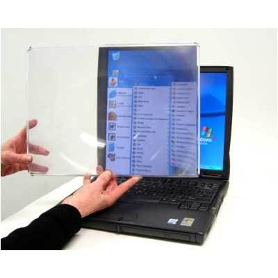 15 Inch Laptop Computer 2X Magnifier