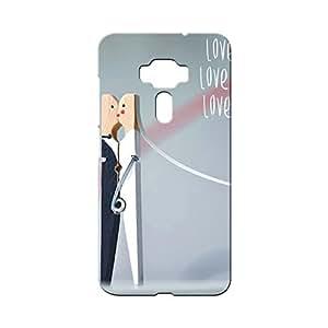 G-STAR Designer Printed Back case cover for Asus Zenfone 3 - G6591
