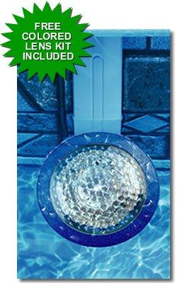 Blue Wave 100-Watt Underwater Light For Above Ground Pools